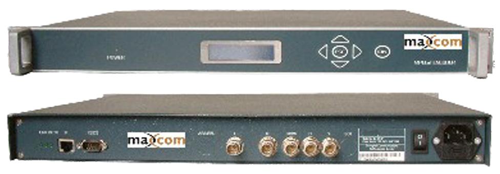Mpeg2 transport stream encoder-1089
